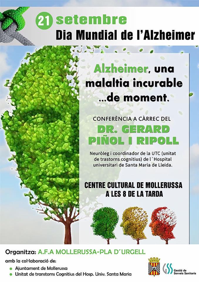 Dia Mundial de l' Alzheimer