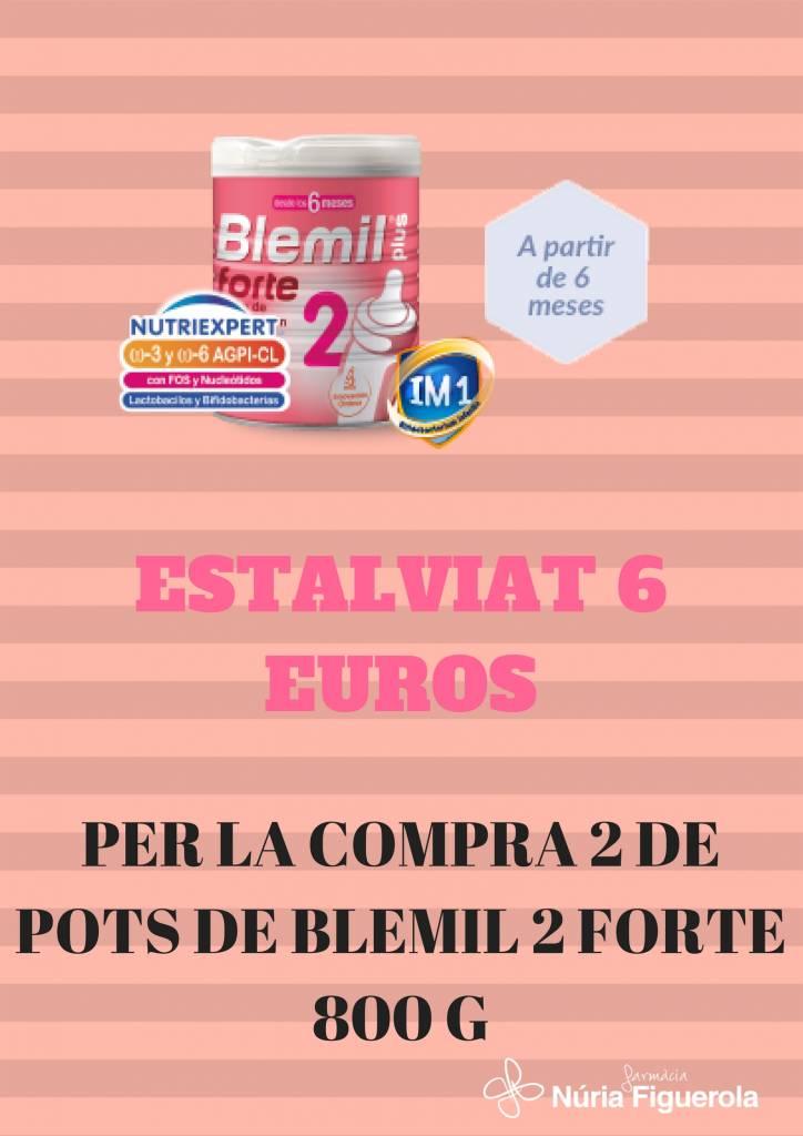 PROMOCIÓ BLEMIL 2 FORTE